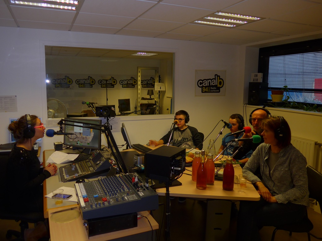 GPAS Visite Radio Canal B