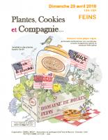 18 04 16 Affiche Plantes cookies et bonne compagnie